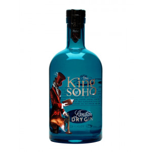 King of Soho Gin 70cl