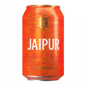 Thornbridge Brewery - Jaipur IPA 24 x 330ml Cans