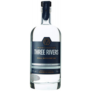 Three Rivers Gin 70cl