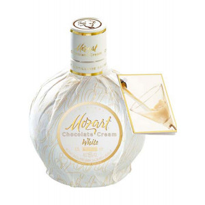 Mozart White Chocolate 50cl