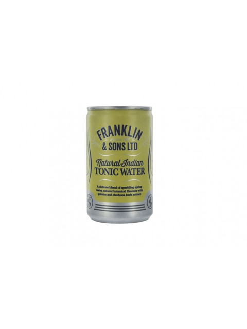 Franklin's Tonic Cans 24x150ml