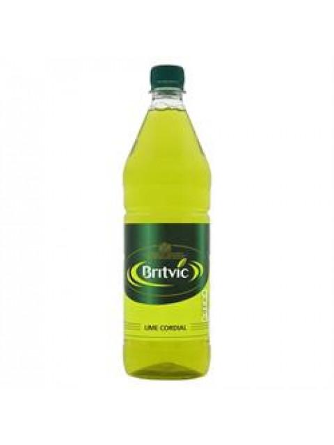 Britvic Lime Cordial 1L x 12