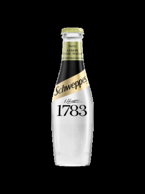 Schweppes 1783 Salty Lemon Tonic 12 x 200ml
