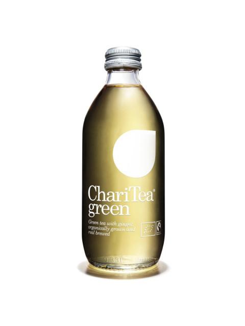 ChariTea Green 24 x 330ml