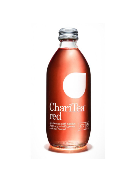 ChariTea Red 24 x 330ml