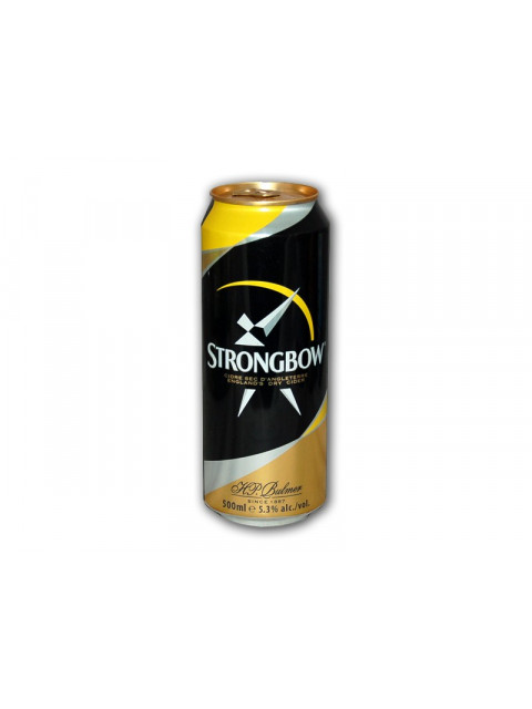 Strongbow Cider 440ml x 24