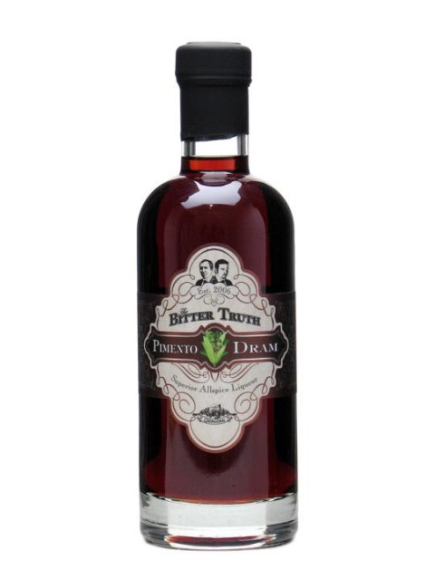 The Bitter Truth Pimento Dram 50cl