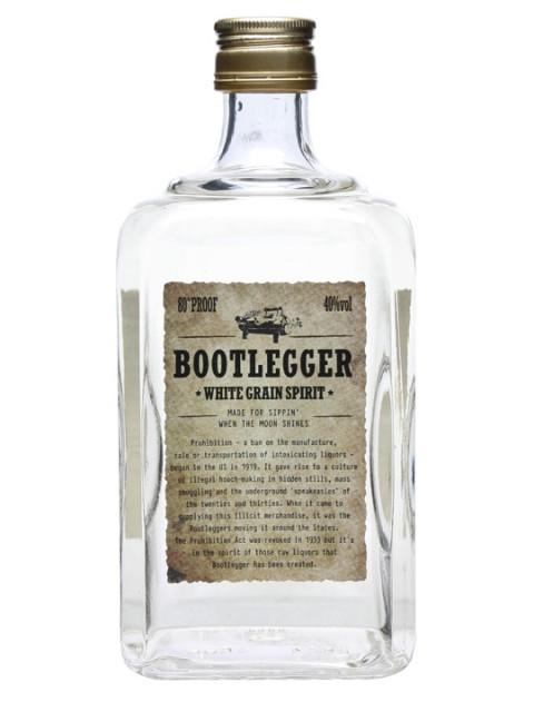 Bootlegger Grain Spirit 70cl