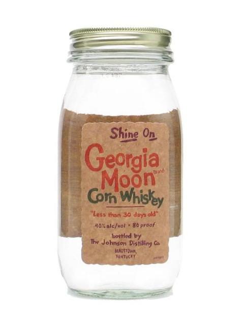 Georgia Moon Corn 40% 75cl