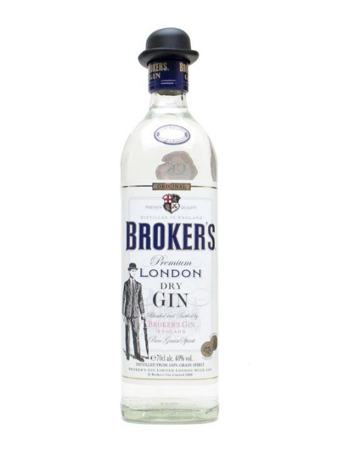 Brokers Gin 70cl