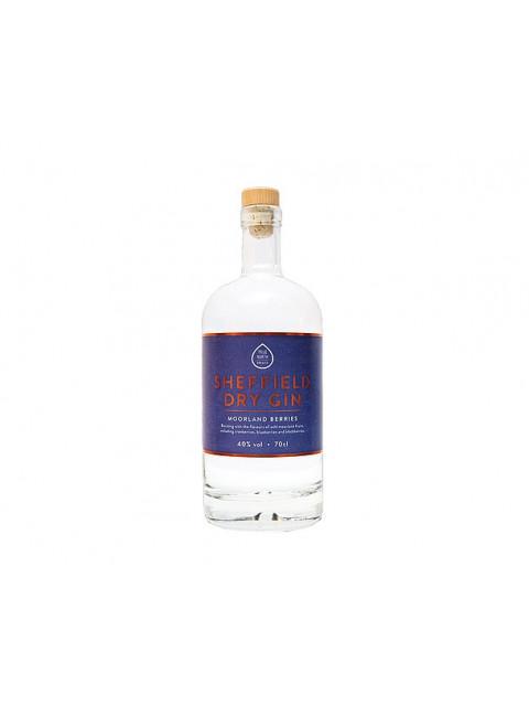 Sheffield Gin Moorland Berry 70cl