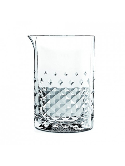 Carats Stirring Glass with lip