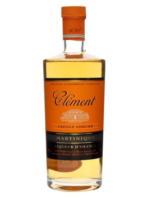 Rhum Clement Creole Shrubb 70cl
