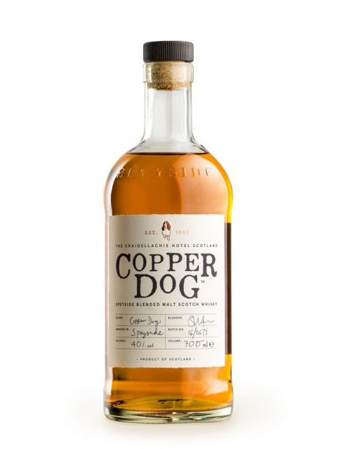 Copper Dog 70cl