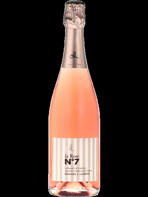 Domaine J.Laurens, Crémant de Limoux 'La Rose No.7' NV 75cl