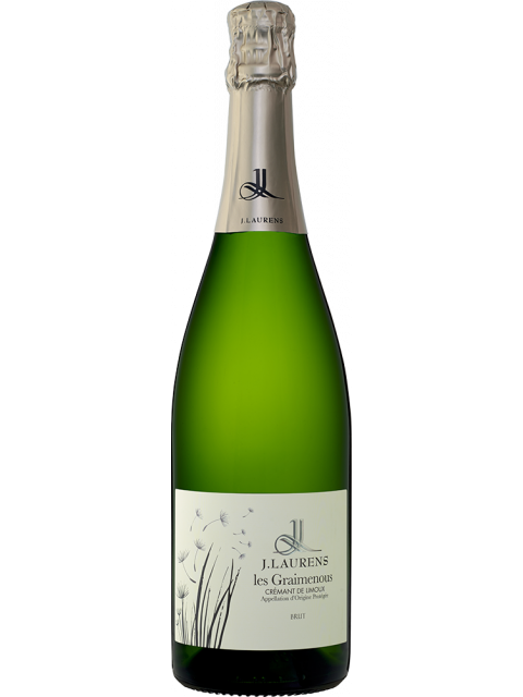Domaine J.Laurens, Crémant de Limoux 'Les Graimenous' 75cl