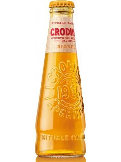 Crodino Non-Alcoholic Aperitivo24 x 175ml