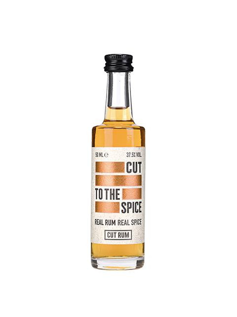 Cut Spiced Rum Miniature 5cl