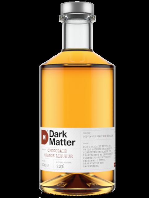 Dark Matter Chocolate Orange Rum Liqueur 50cl