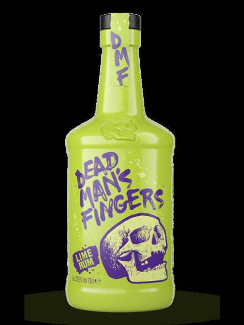 Dead Man's Fingers Lime Rum 70cl