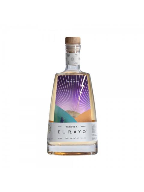 El Rayo Reposado Tequila 70cl