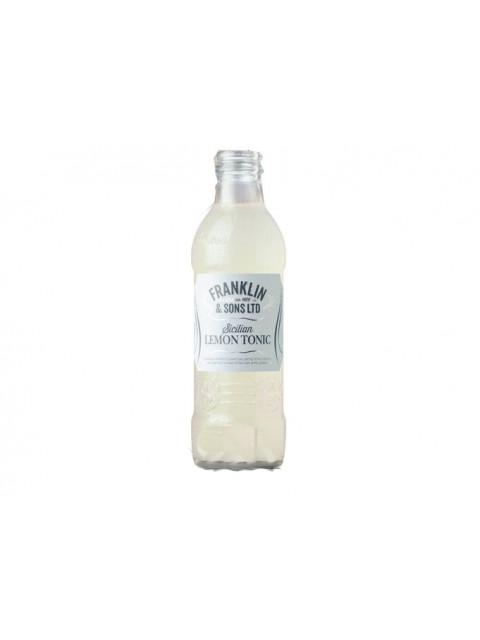 Franklin & Sons Sicilian Lemon 24 x 200ml