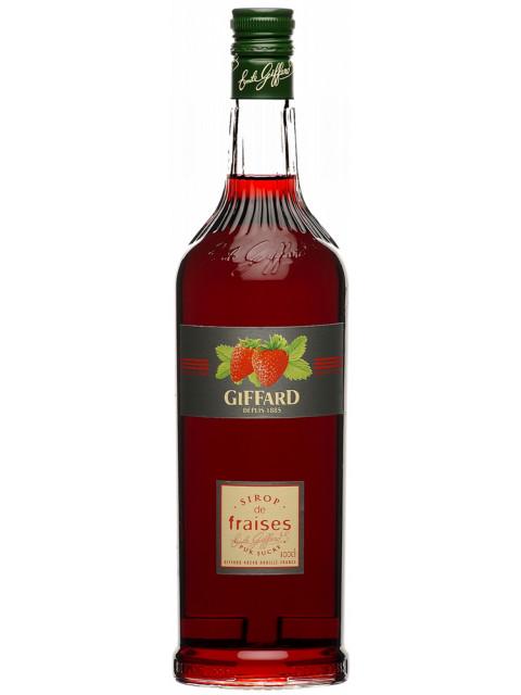 Giffard Sirop de Fraise (Strawberry) 100cl