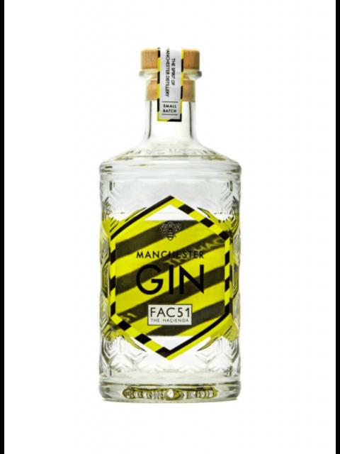 Manchester Gin FAC51 Hacienda 50cl