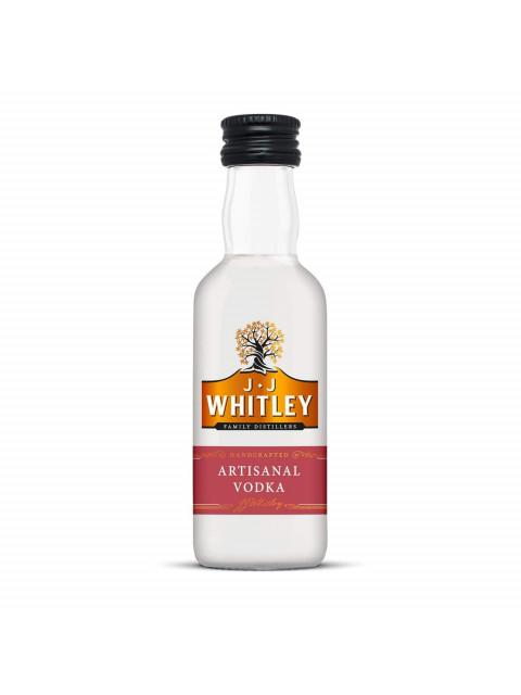 JJ Whitley Artisanal Vodka Miniature 5cl