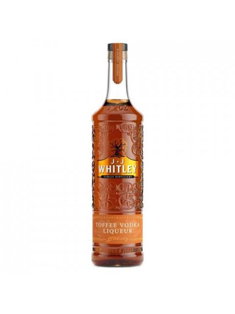 JJ Whitley Toffee Vodka Liqueur 70cl