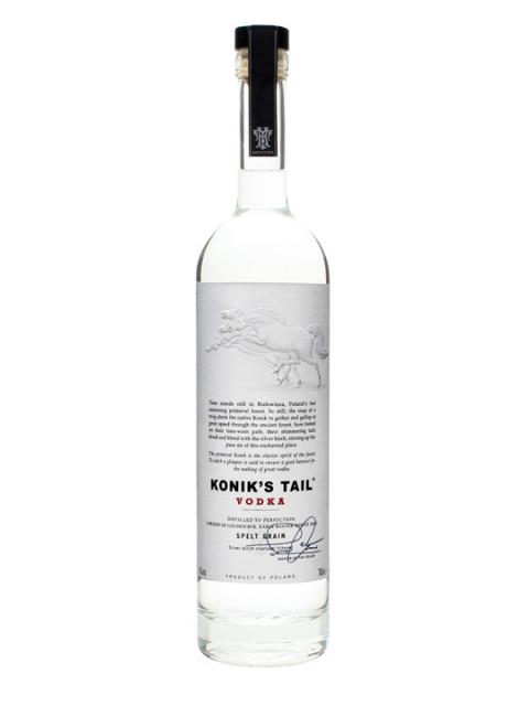 Konik's Tail Vodka 40% 70cl