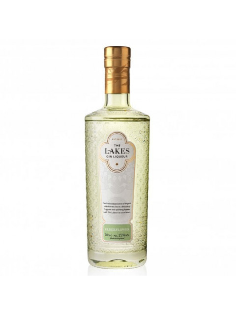 The Lakes Elderflower Gin Liqueur 70cl