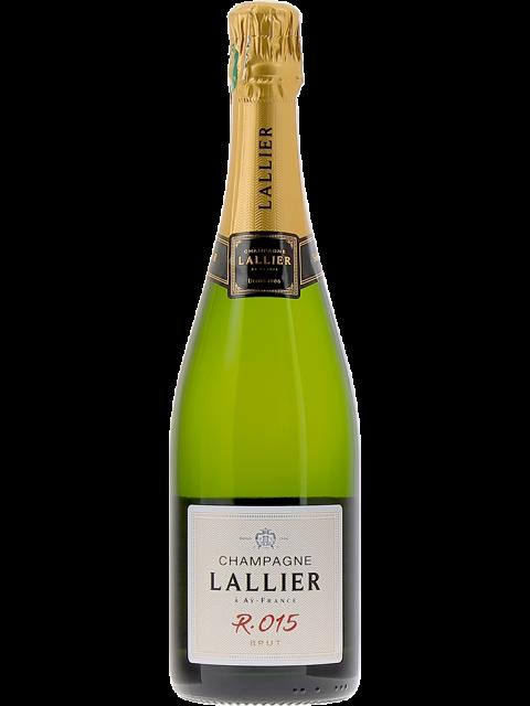 Champagne Lallier Brut R.015 75cl
