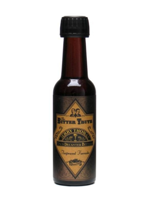 The Bitter Truth Jerry Thomas Bitters 20cl
