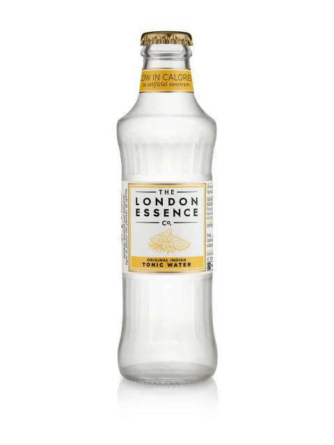 London Essence Indian Tonic Water 24 x 200ml bottles