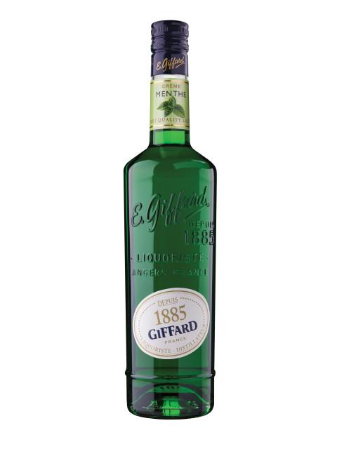 Giffard Creme de Menthe Green 70cl