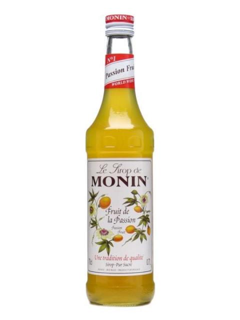 Monin Passionfruit Syrup 70cl