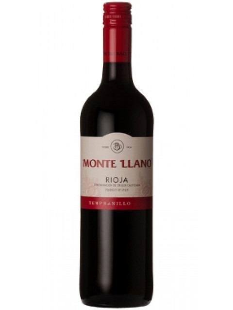Ramon Bilbao, Monte Llano Tinto Rioja 75cl