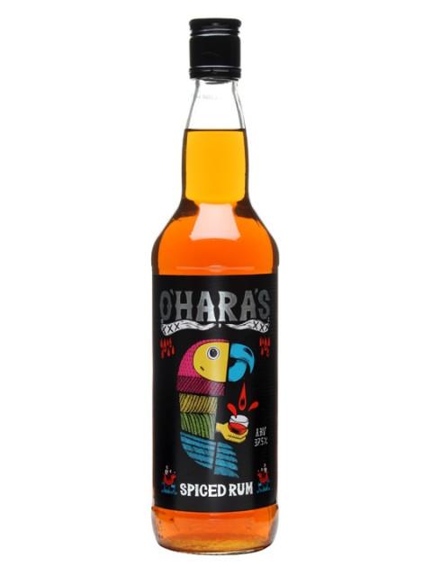 O'Hara's Spiced Rum 70cl