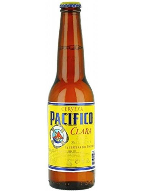 Pacifico Clara Beer 24 x 355ml