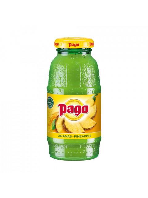 Pago Pineapple Juice 12x200ml