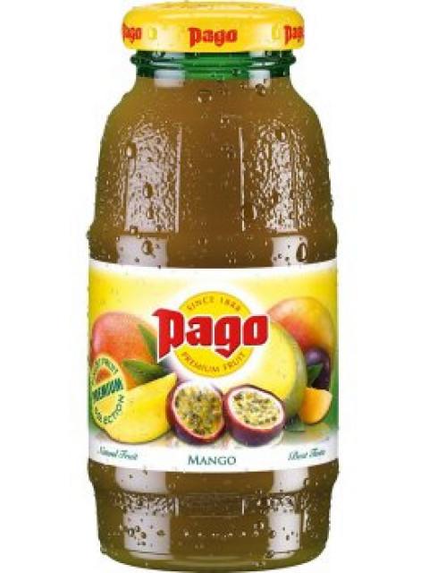 Pago Mango Juice 1x200ml