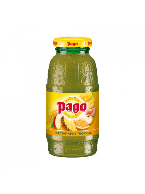 Pago Tropical Multivitamin Juice 1x200ml