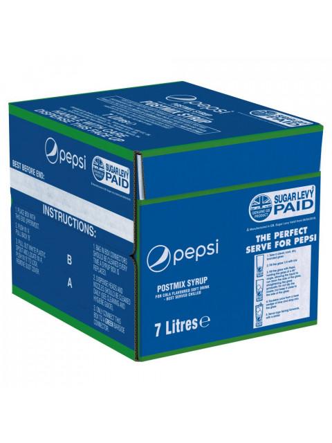 Britvic Pepsi 7L BIB