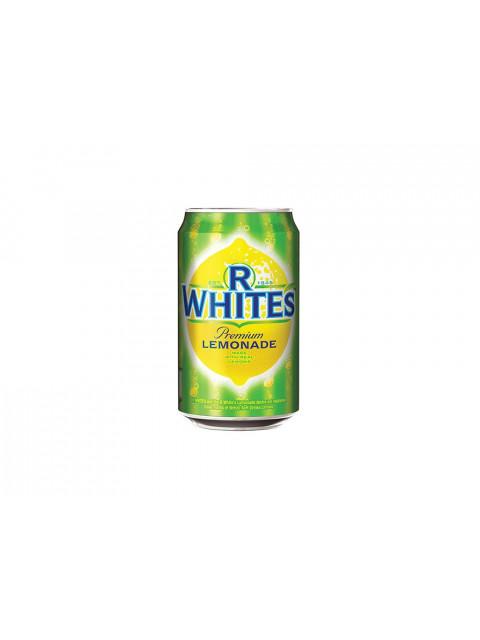 R Whites Lemonade Cans 24x330ml