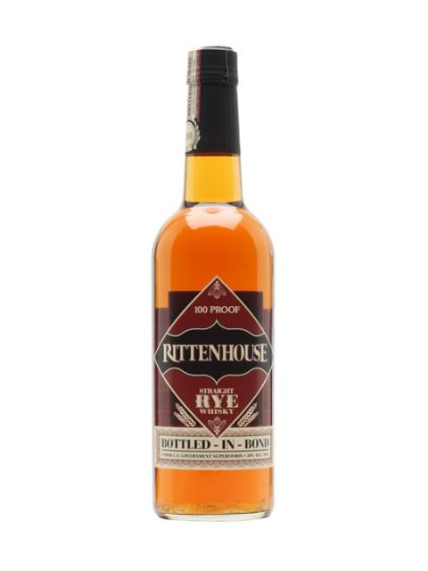 Rittenhouse Rye Whiskey 100 70cl