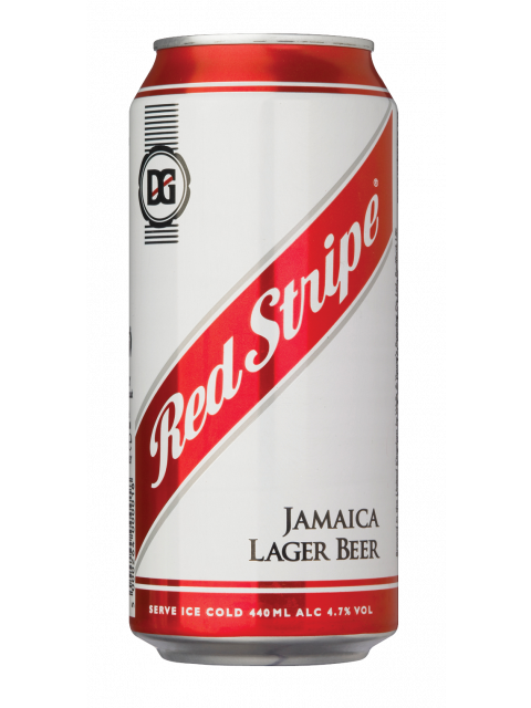 Red Stripe 484ml x 24 cans