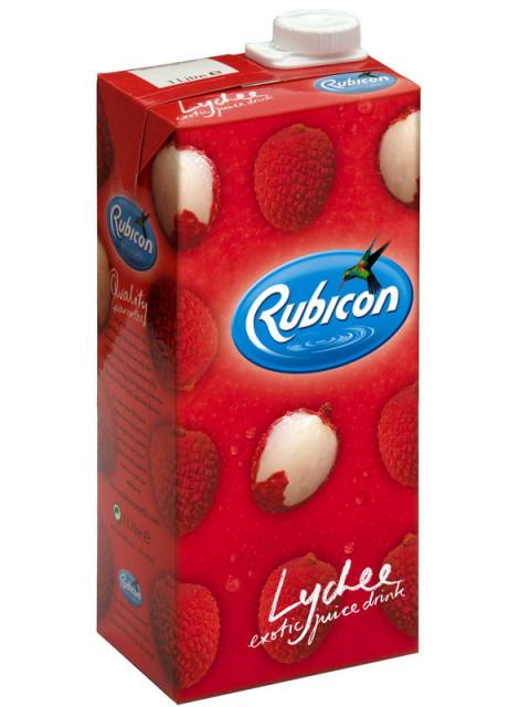 Rubicon Lychee Juice 1L x 12