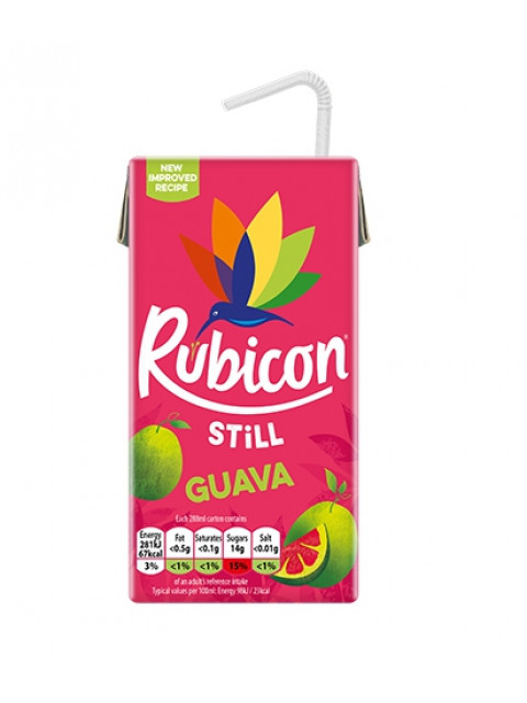 Rubicon Guava Juice 1x288ml