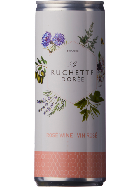 Ruchette Doree Rose 12 x 25cl Cans